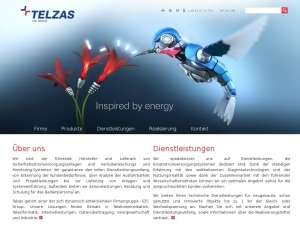 Telzas - the best telecom power solutions